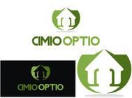 Contest Entry #42 for Logo Design for CIMIO / OPTIO Real Estate App