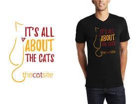 Nro 50 kilpailuun Design Cat-Themed T-Shirts - More than one winner possible käyttäjältä Wonderdax