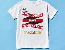 Nro 74 kilpailuun Design Cat-Themed T-Shirts - More than one winner possible käyttäjältä Abhiroy470