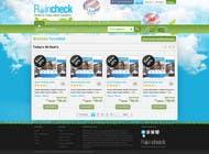 Graphic Design Konkurrenceindlæg #50 for Website Design for Raincheck
