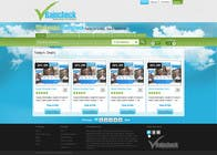 Graphic Design Konkurrenceindlæg #17 for Website Design for Raincheck