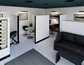 Nro 80 kilpailuun 3D Office Interior and Visualization käyttäjältä amrosamaeg