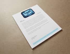 Nro 135 kilpailuun I need letterhead design käyttäjältä SamySalman