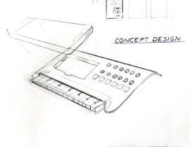 #1 untuk Design Concept for a Synthesizer (2 illustrations) oleh nubelo_cKmwJ2Rg