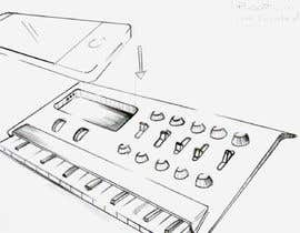 #2 untuk Design Concept for a Synthesizer (2 illustrations) oleh nubelo_cKmwJ2Rg