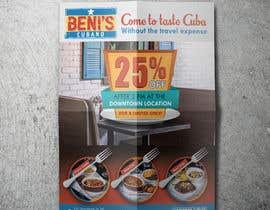 nº 18 pour Graphic Design - Promo Flyer - Benis par graphicboxmaster