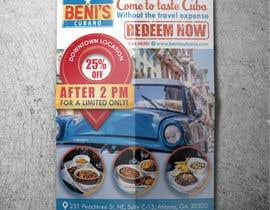 nº 24 pour Graphic Design - Promo Flyer - Benis par graphicboxmaster