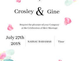 #2 for Wedding Save they date card design by Bhuvanesh1