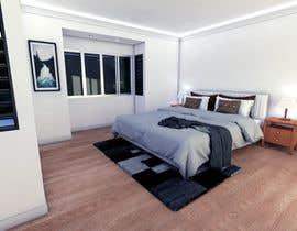 #25 for house plan 3d rendering af milonsk