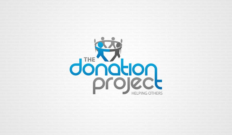 #20 for Logo Design for The Donation Project by dzinegurus