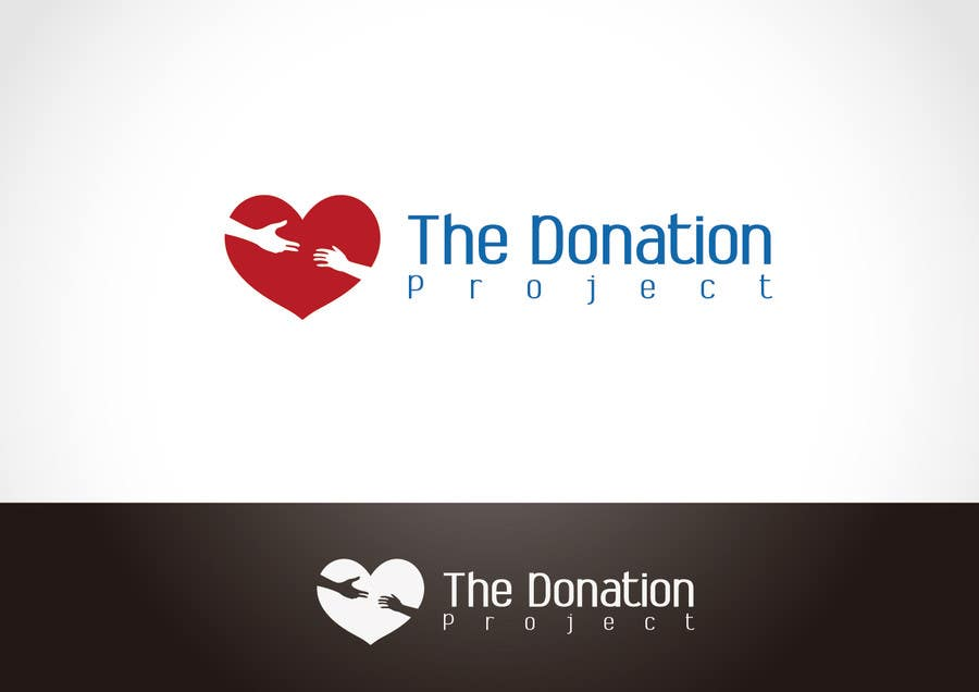 #212 for Logo Design for The Donation Project by Mackenshin