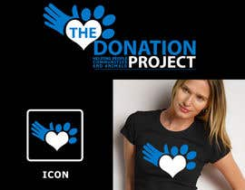 #155 for Logo Design for The Donation Project by venug381