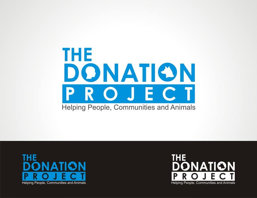 #142 for Logo Design for The Donation Project by sourav221v