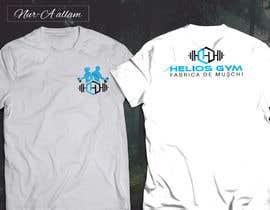 nurallam121 tarafından Who wants to design some cool T-shirts for a gym ? için no 4