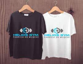 Nazmulhaqueshiam tarafından Who wants to design some cool T-shirts for a gym ? için no 8
