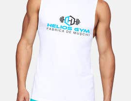 mooseangel tarafından Who wants to design some cool T-shirts for a gym ? için no 24
