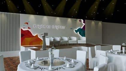 Imagem de                             3d backdrop design