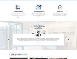 #51 for Design a website for a Builder/Carpenter af rosepapri