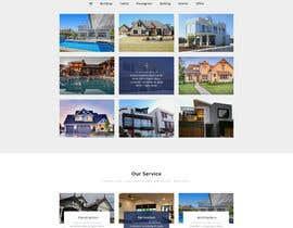 #47 for Design a website for a Builder/Carpenter af anamikaantu