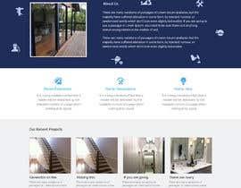 #38 for Design a website for a Builder/Carpenter af webfactar