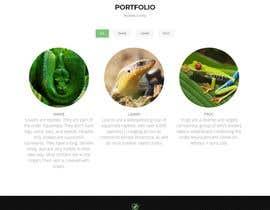 #24 untuk Create a landing page oleh ganupam021