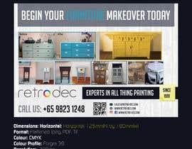 Nro 20 kilpailuun Design a half-page Magazine Ad käyttäjältä Nuuhashahmed