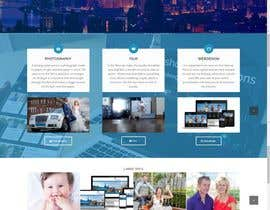 #15 for Design responsive website landing page, following and existing design by owaisanjum97