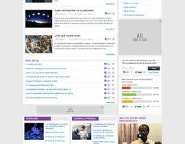 #68 cho Website Design for www.infotarot.net bởi iNoesis