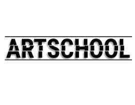 #9 для Logo for artschool LA від CrunchyDesigns