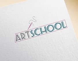 #19 для Logo for artschool LA від byezid
