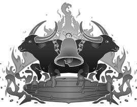 #32 for Hell's Bells Illustration by Dinospring