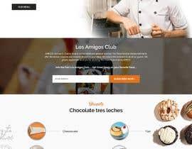 nº 21 pour Design a Website Mockup for Mexican Restaurant par webmastersud