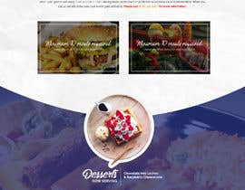 nº 6 pour Design a Website Mockup for Mexican Restaurant par saidesigner87