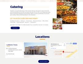 nº 7 pour Design a Website Mockup for Mexican Restaurant par Webicules