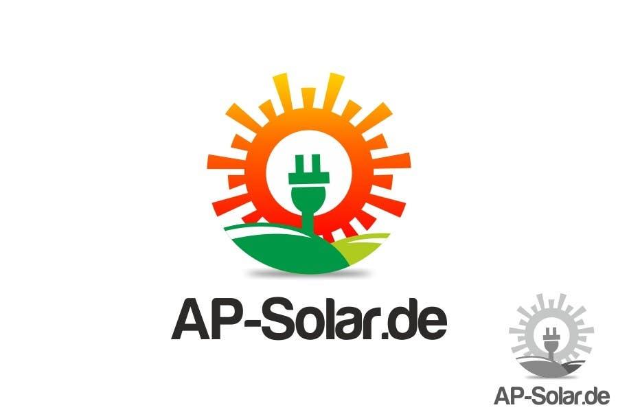 Inscrição nº 1 do Concurso para Logo Design for AP-Solar.de