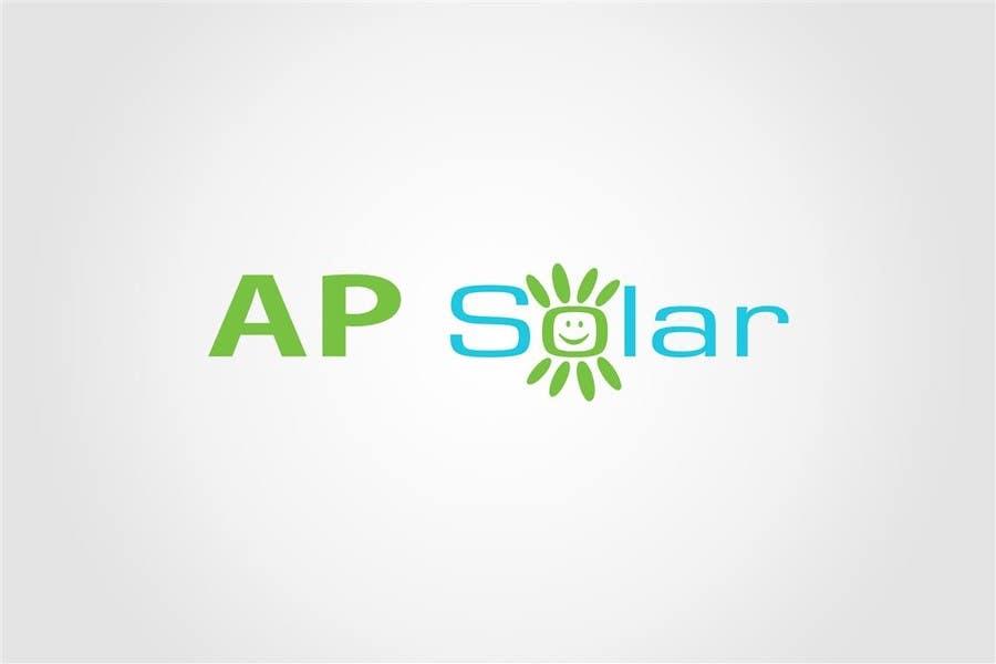 Inscrição nº 73 do Concurso para Logo Design for AP-Solar.de