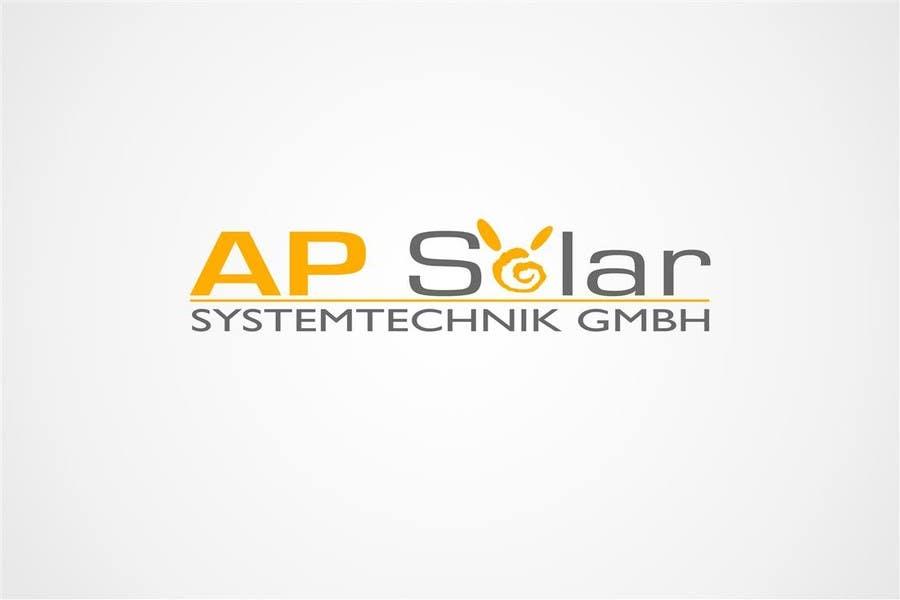 Inscrição nº 77 do Concurso para Logo Design for AP-Solar.de