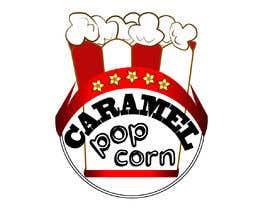 #19 cho Caramel Popcorn Label Design bởi cmykcervantes