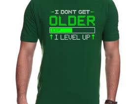 Nro 121 kilpailuun Design  A  T-shirt käyttäjältä FantasyZone