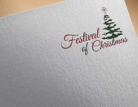 tanvirahmed5049 tarafından New logo for Christmas event için no 28