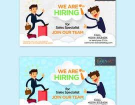 #56 สำหรับ Re-Design an Job Ad โดย deyali