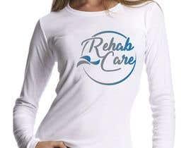 #24 , RehabCare t shirt 来自 Nico984