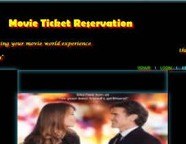 #15 for Movie Theatre Website with Ticketing by santoshsinh