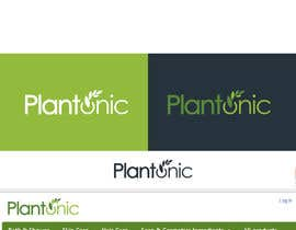 #128 para Design a Logo/Brand for Plantonic por sankalpit