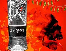 #21 for Bring Ghost Tequila to life in a hypothetical poster by d3stin
