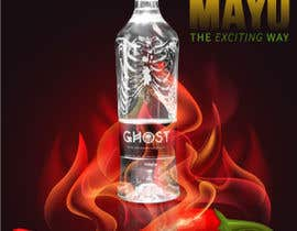 #17 for Bring Ghost Tequila to life in a hypothetical poster by divinebranding