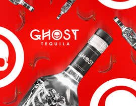 #11 for Bring Ghost Tequila to life in a hypothetical poster by ichddesigns