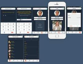 #38 untuk Design an App. The app has been built but needs to be re-designed oleh ThunderPen