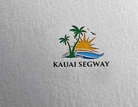 #353 for Kauai Segway Logo by eliasali