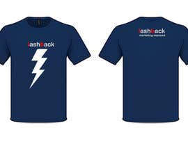 nº 16 pour T-shirt Design for LashBack, LLC par dhanashri2104